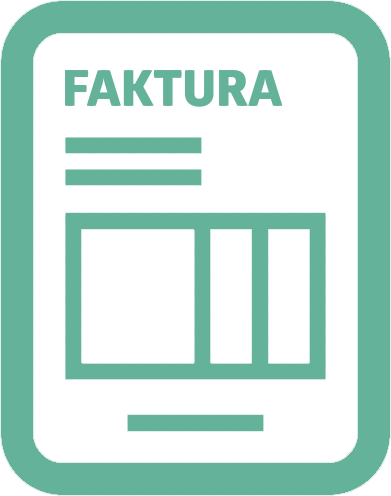 Billedresultat for icon faktura